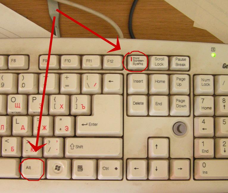 Как сделать клавиша fn